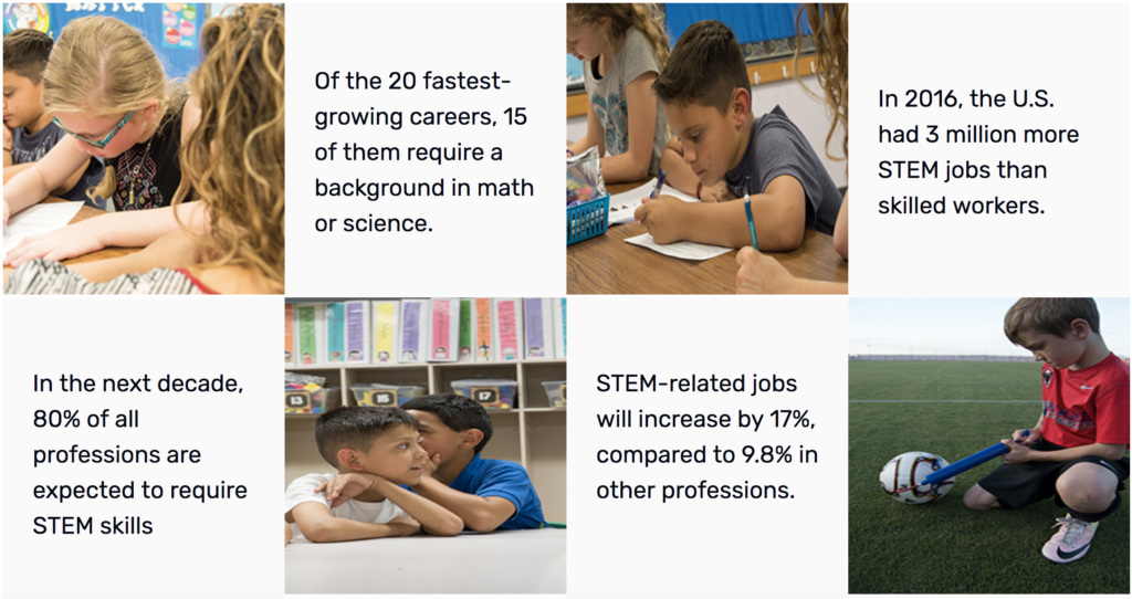 STEM Education & Resources