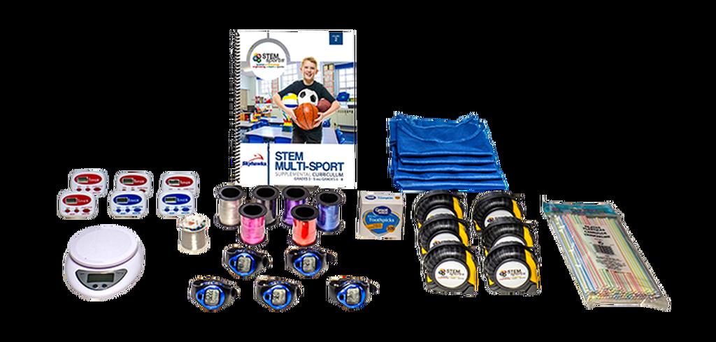 STEM Multi-Sport 3-5 & 6-8 No Sports Equipment