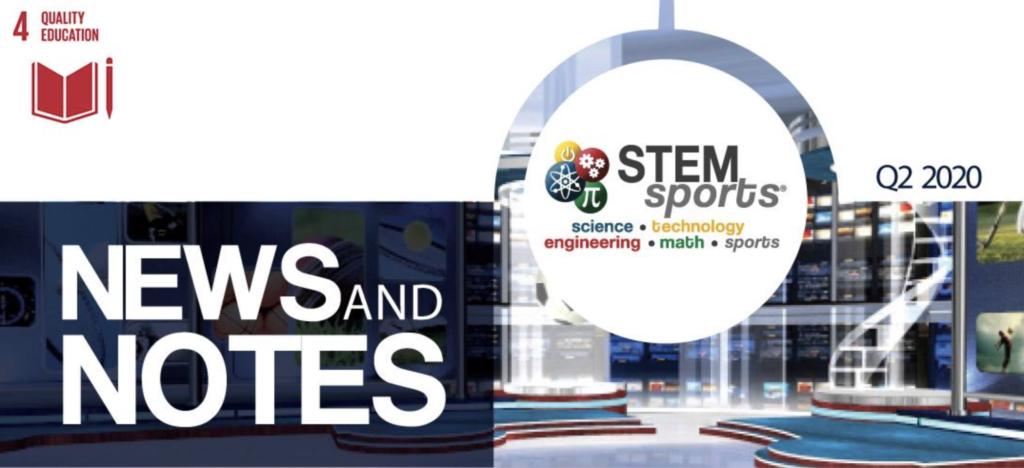 STEM Sports Q2 2020 Newsletter