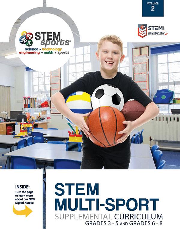 STEM Multi-Sport Grades 6-8